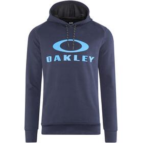 Oakley Lockup PO - Sudadera con capucha Hombre - azul
